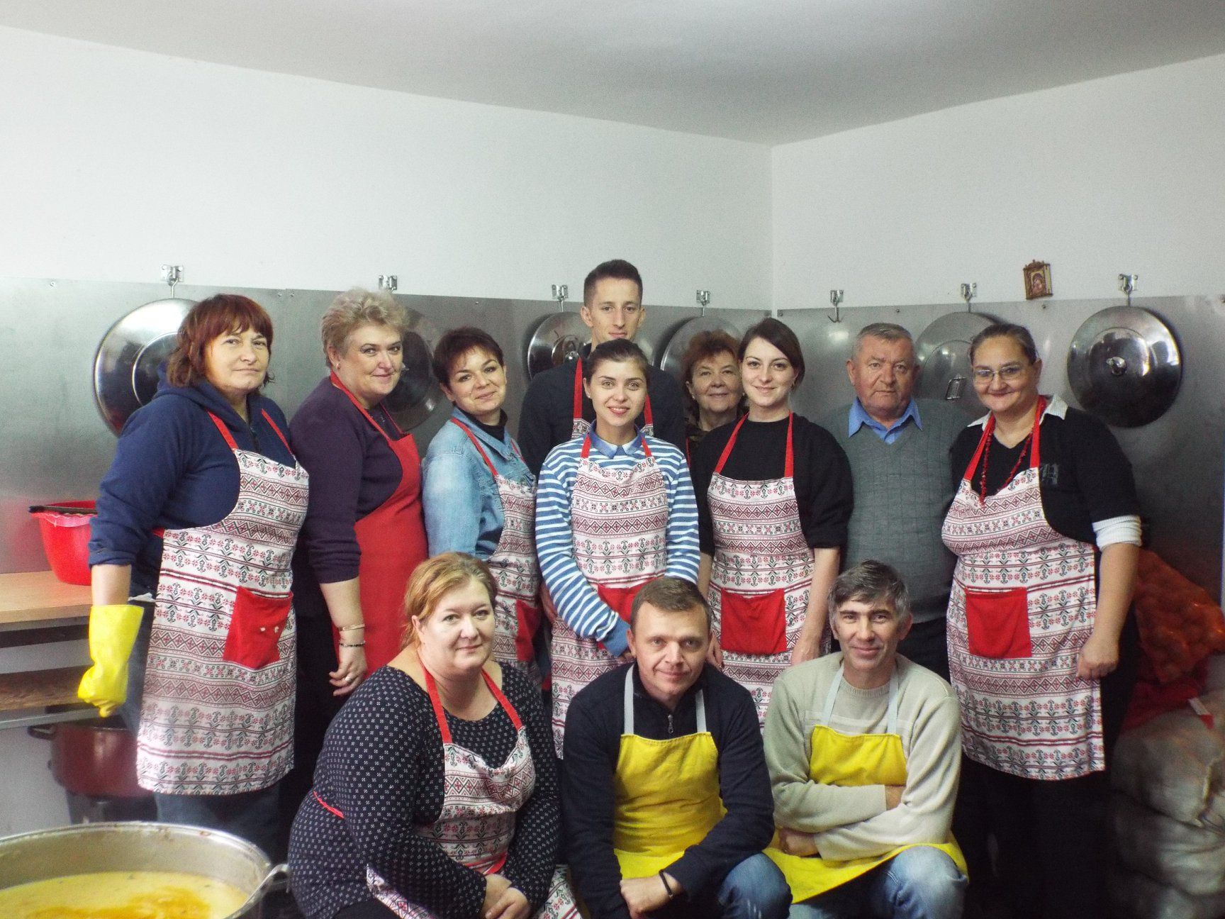 Masa Săracilor Cluj-Napoca și Florești - 10 noiembrie 2018