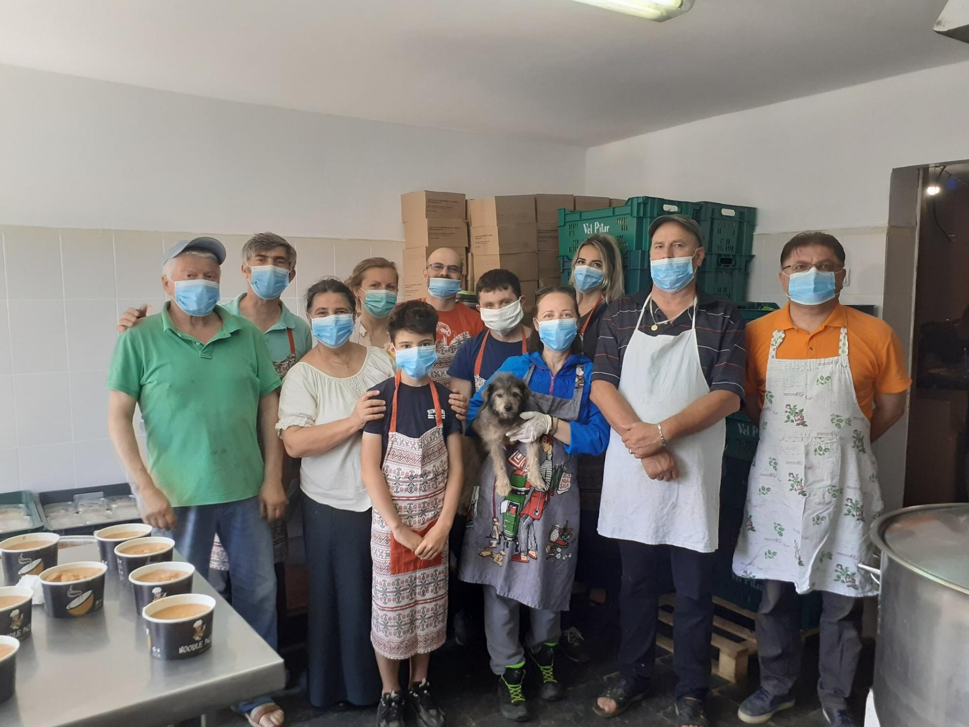 """Campania """"Hrana Pentru Viata"""" -13 iunie 2020"""