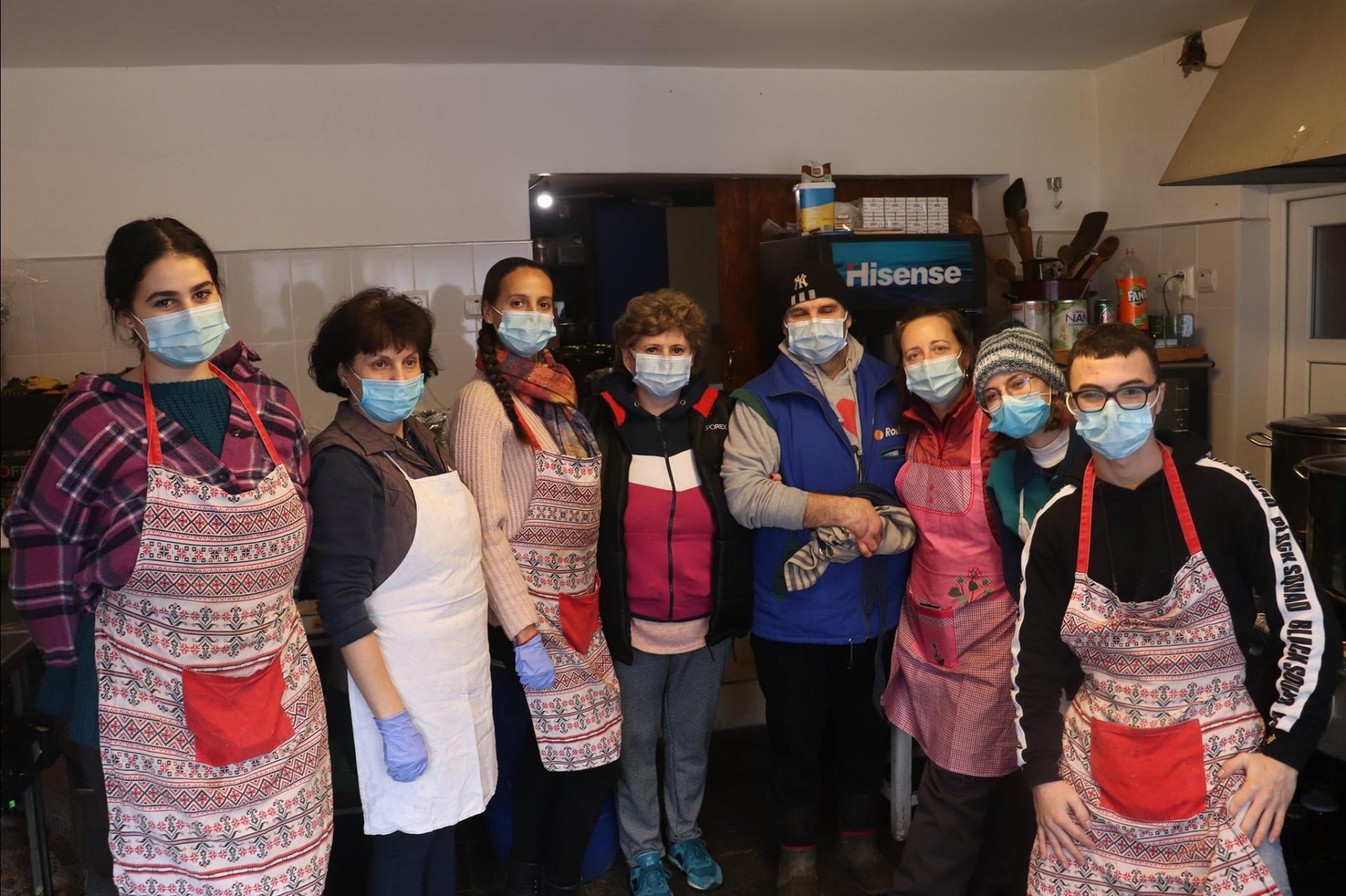 """Campania """"Hrana Pentru Viata"""" - 12 decembrie 2020"""