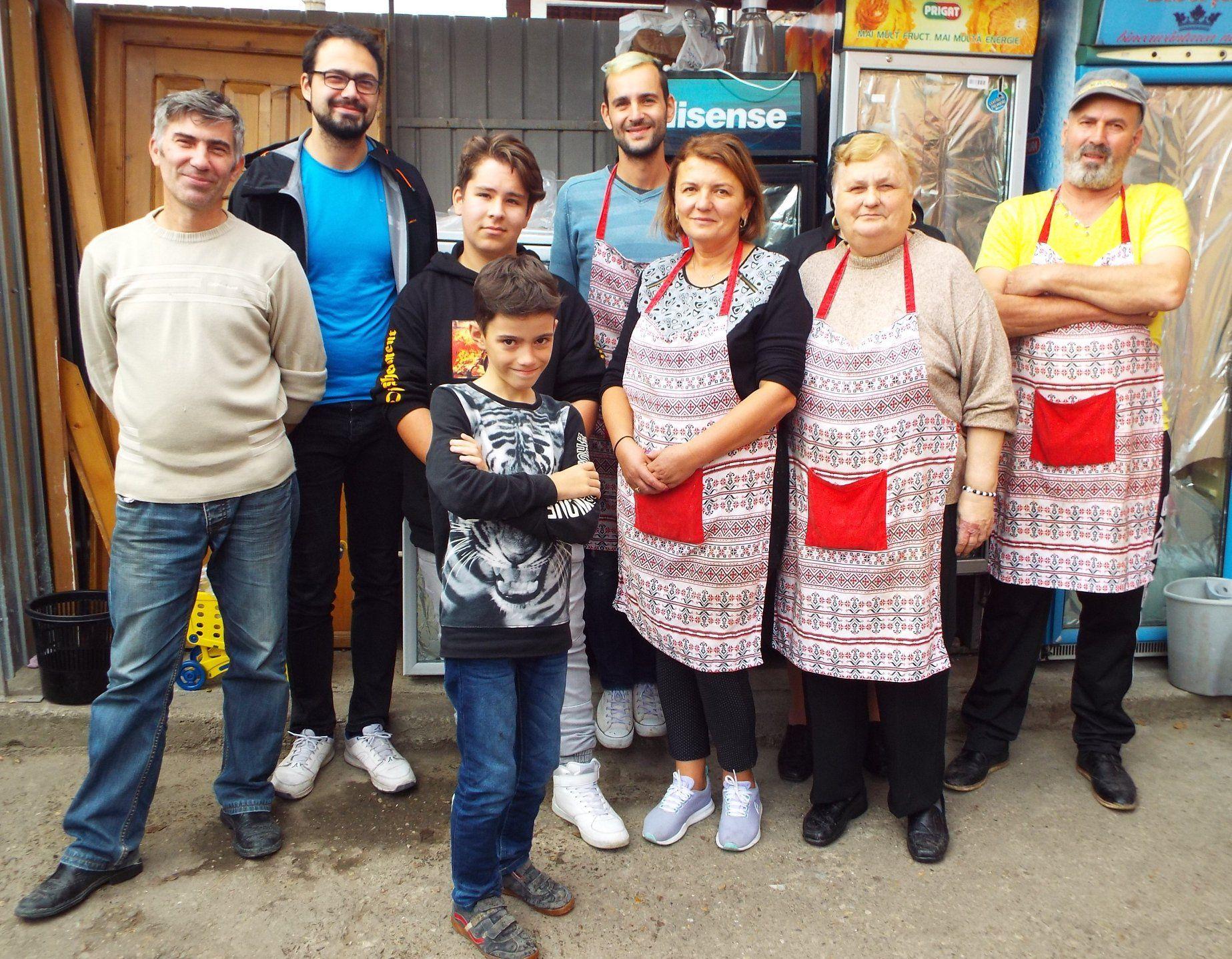 Masa Săracilor Cluj-Napoca și Florești - 20 octombrie 2018