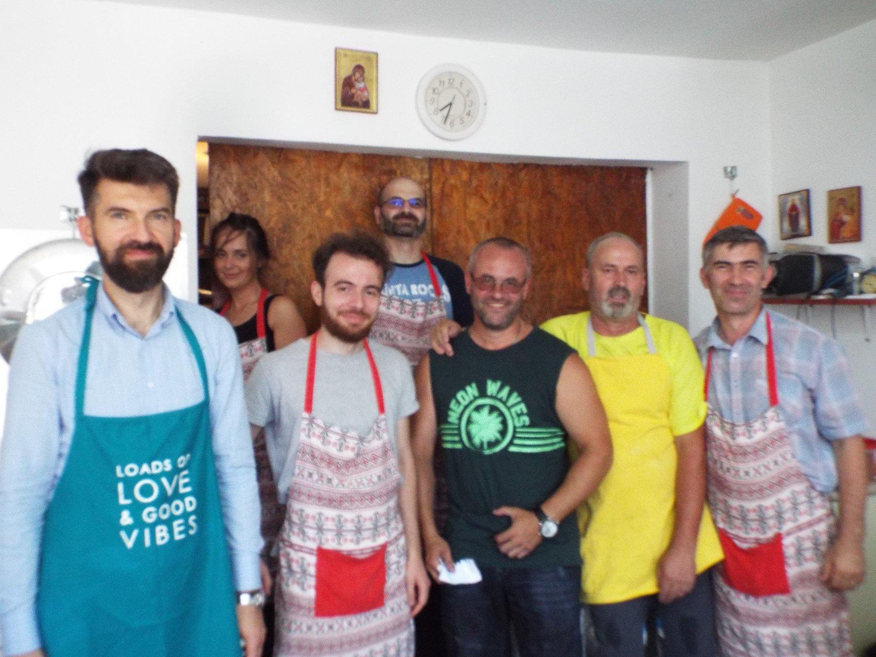 Masa saracilor Cluj-Napoca si Floresti - 6 iulie 2019
