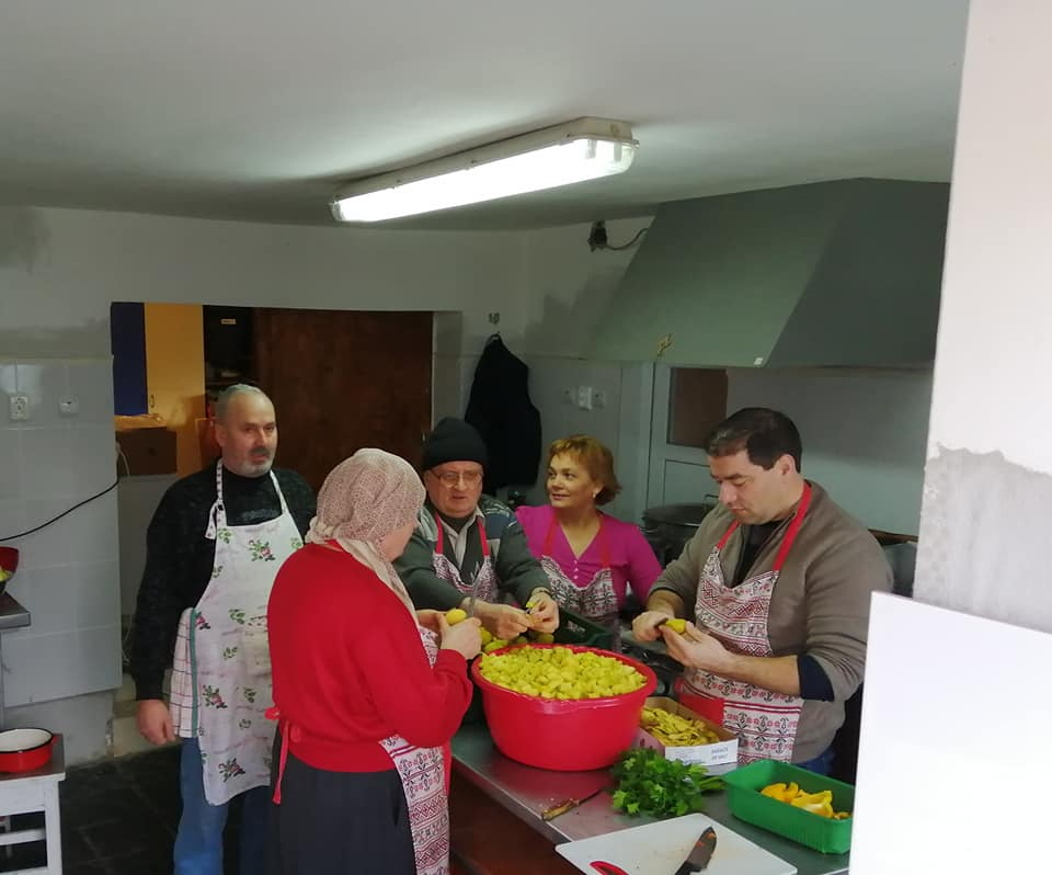 Masa saracilor Cluj-Napoca si Floresti - 15 februarie 2020