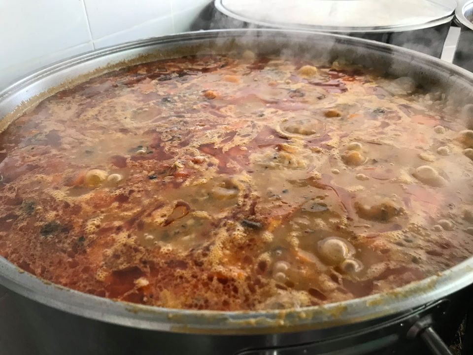 "Campania ""Hrana Pentru Viata"" - 3 aprilie 2020"