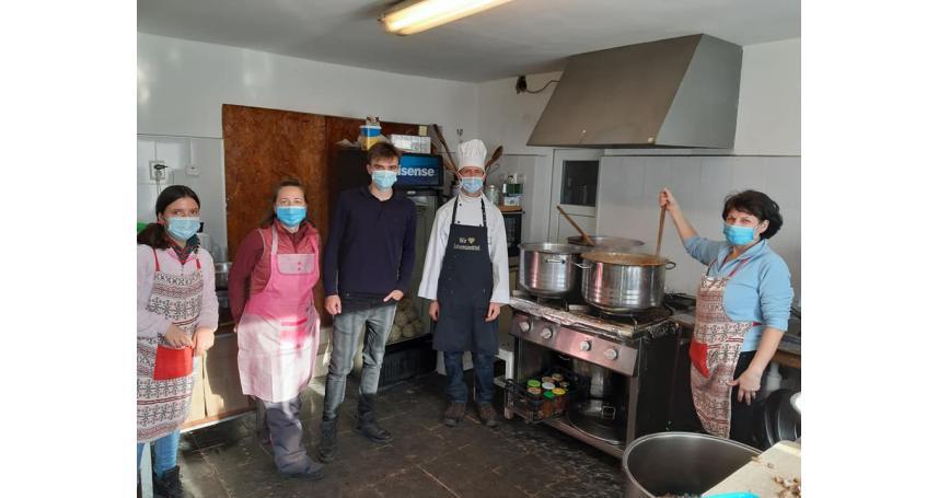 """Campania """"Hrana Pentru Viata"""" - 5 decembrie 2020"""