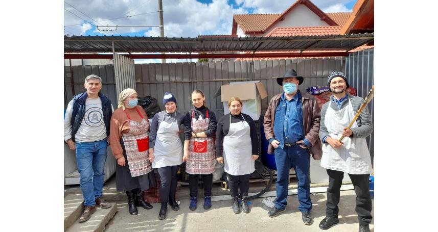 Campania Hrana pentru Viata - 8 Aprilie 2021