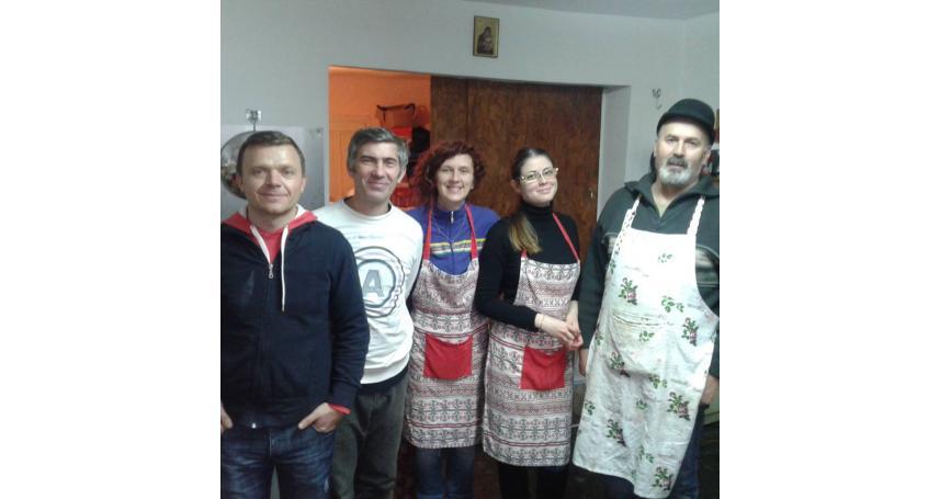 Masa Săracilor Cluj-Napoca și Florești - 29 decembrie 2018