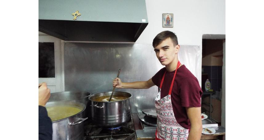 Masa Săracilor Cluj-Napoca și Florești - 29 septembrie 2018