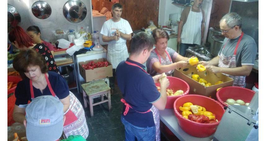 Masa saracilor Cluj-Napoca si Floresti - 20 iulie 2019