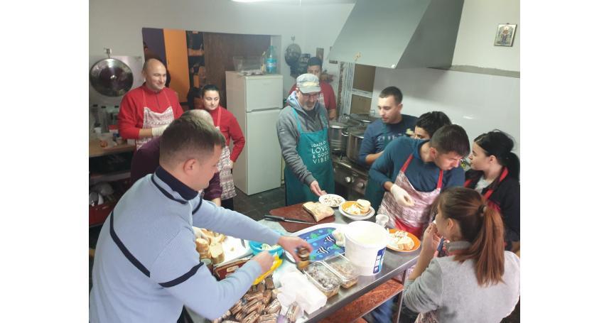 Masa saracilor Cluj-Napoca si Floresti - 2 noiembrie 2019