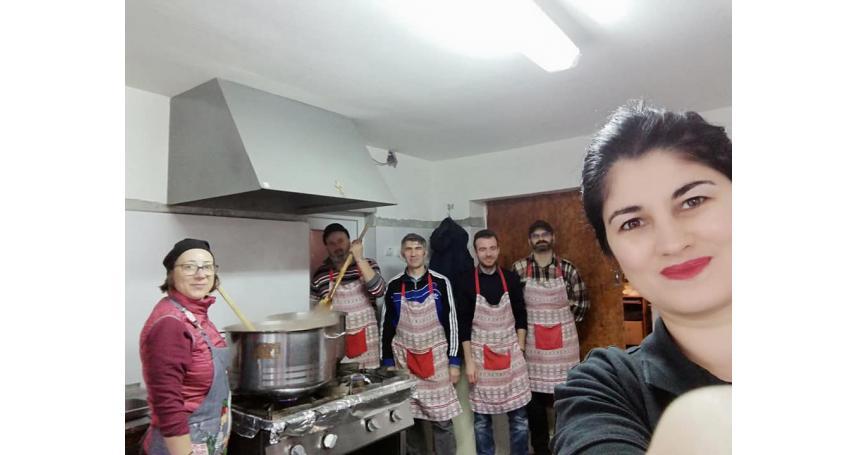 Masa saracilor Cluj-Napoca si Floresti - 4 ianuarie 2020
