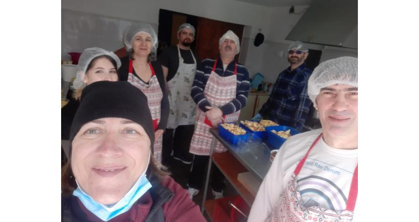 Masa saracilor Cluj-Napoca si Floresti - 14 martie 2020