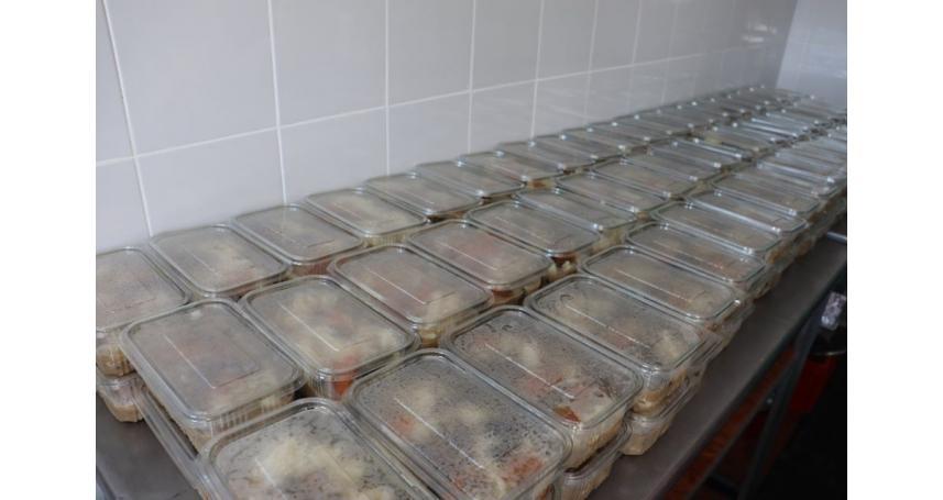 "Campania ""Hrana Pentru Viata"" - 11 aprilie 2020"