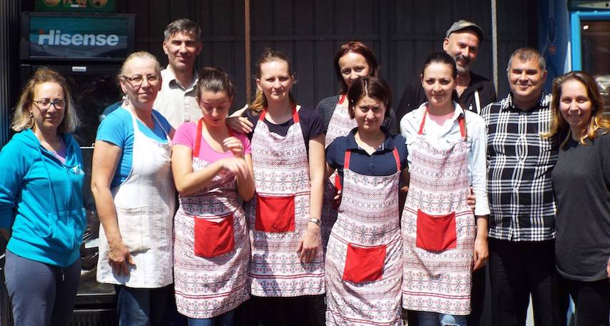 Masa Saracilor Cluj Napoca si Floresti 30 iunie 2018