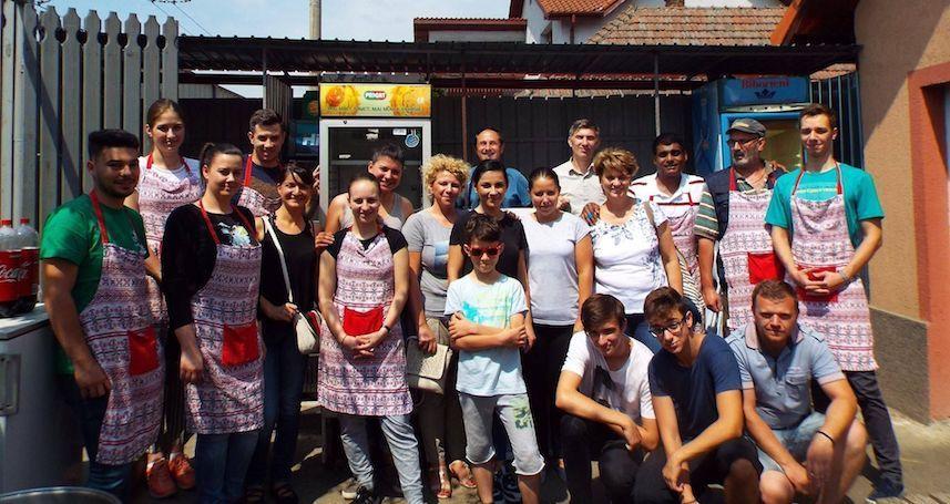 Masa Saracilor Cluj-Napoca si Floresti - 7 iulie 2018